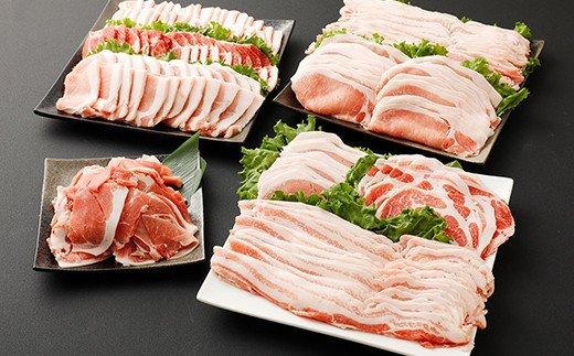 大分県産ブランド豚「米の恵み」季節の定期便 セット 3回 定期便