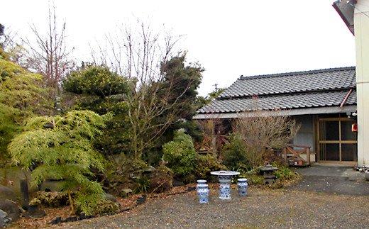 お庭の除草 半日コース