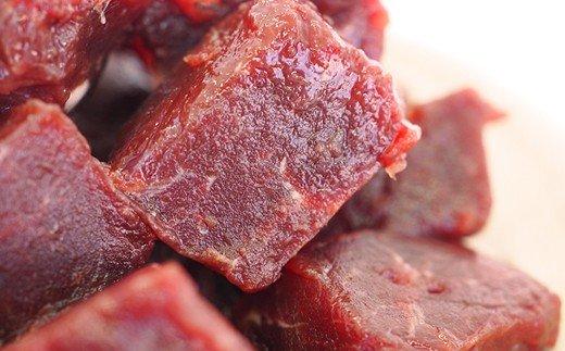鹿肉100%ペットフード やまゴチ 鹿生肉 ぶつ切り 200g×5