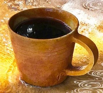【手作り】温泉染め マグカップ 1つ 約150g オリジナル 無染料